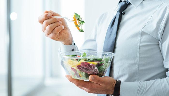 غذاهای خانگی به محیط کار ببرید